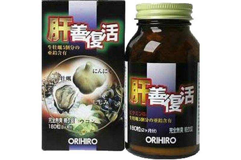 Orihiro tinh chất hàu nhật bản - lấy lại bản lĩnh đàn ông
