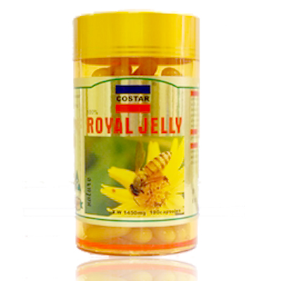 Sữa ong chúa costar royal jelly 1450mg