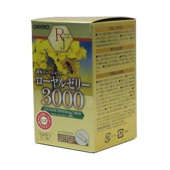 Mặt góc cạnh sữa ong chúa Orihiro  Nhật Bản