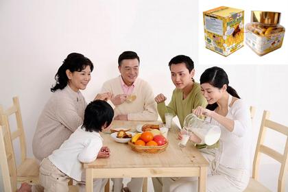 Sữa ong chúa Royal Jelly chăm sóci sức khỏe cho bạn và người thân