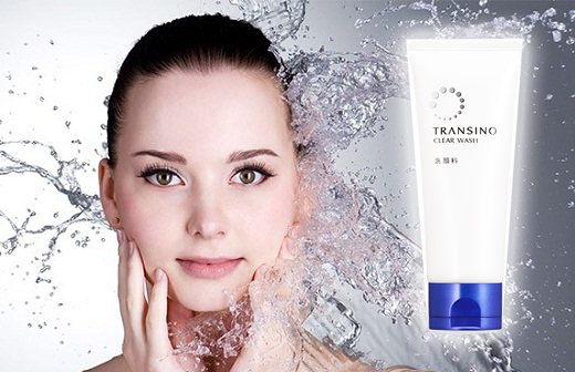 Transino Clear Wash 100g được sản xuất trên dây chuyền công nghệ tiên tiến hiện đại