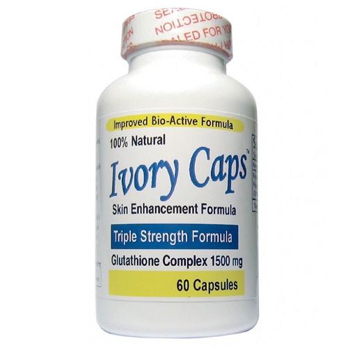 Viên uống trắng da Ivory Caps Pills