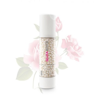 Gluta White Perfect Whitening Pearls Serum 50ml