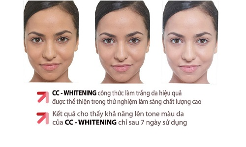 CC – Whitening cream