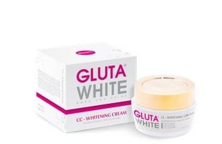 Kem dưỡng trắng ban ngày Gluta White CC-Whitening Cream