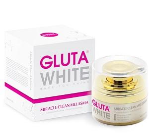 Kem trị nám vượt trội gluta white miracle clean melasma