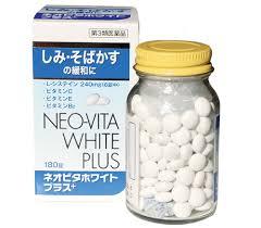 Neo Vita White Plus – viên uống trị nám dưỡng trắng da toàn thân