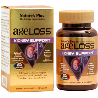 Viên uống bổ thận Nature's Plus Ageloss Kidney Support