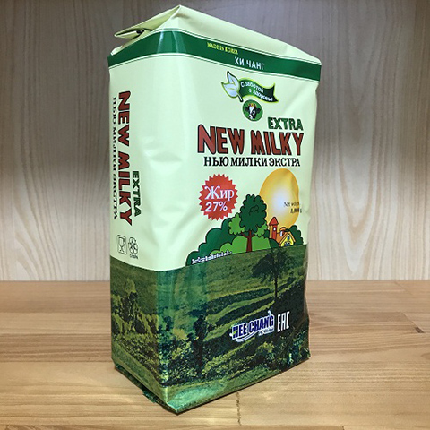 new milky 1kg của nga