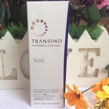 Sữa dưỡng Transino Whitening Clear Milk được ưa chuộng khắp thế giới