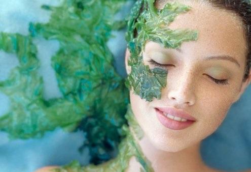 Mặt nạ tảo biển Nhật Bản chăm sóc sắc đẹp chị em phụ nữ