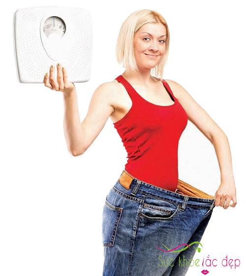 giảm cân an toàn