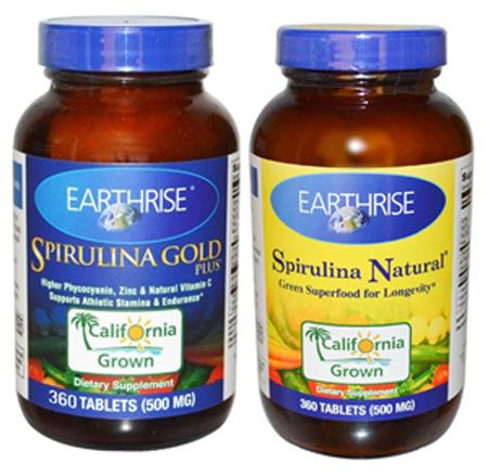 bộ tảo mặt trời Spirulina giúp lợi sữa