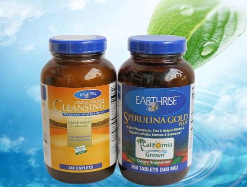 Sử dụng bộ tảo mặt trời Spirulina giúp hỗ trợ điều trị cho bệnh nhân ung thư