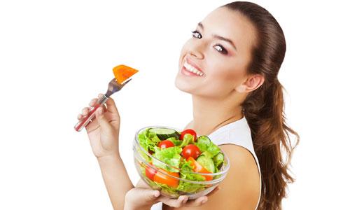Ăn uống nhiều rau xanh là cách ngăn ngừa mụn hiệu quả nhất