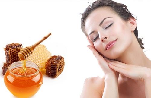 Mẹo trị mụn mủ với mật ong nguyên chất