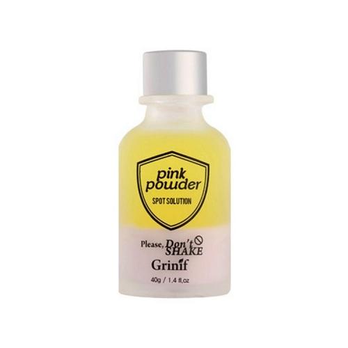 Tinh chất trị mụn của Hàn pink powder spot solution Grinif 40gr