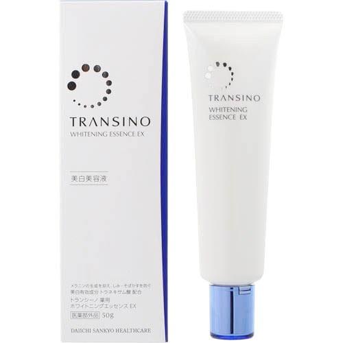 Kem trị nám tàn nhang của Nhật Transino whitening essence 50gr