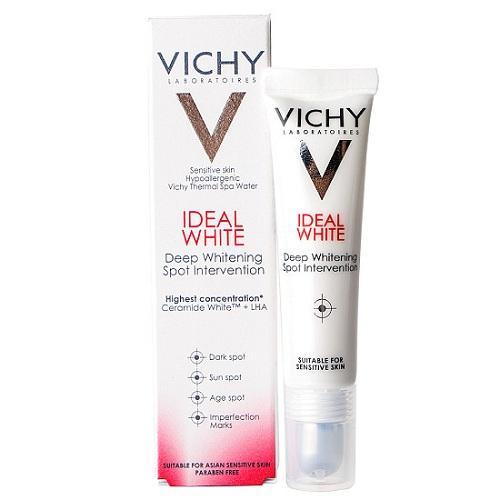 Tinh chất Vichy Ideal White 15ml Mờ Nám và tàn nhang