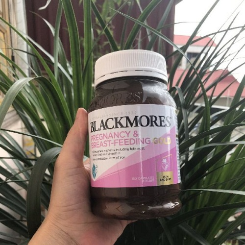 blackmores-pregnancy-breast-feeding-gold-180-vien