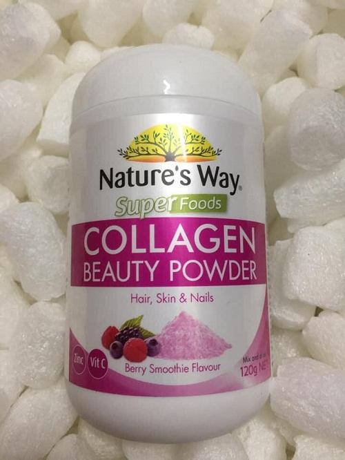 bột collagen super foods collagen beauty powder