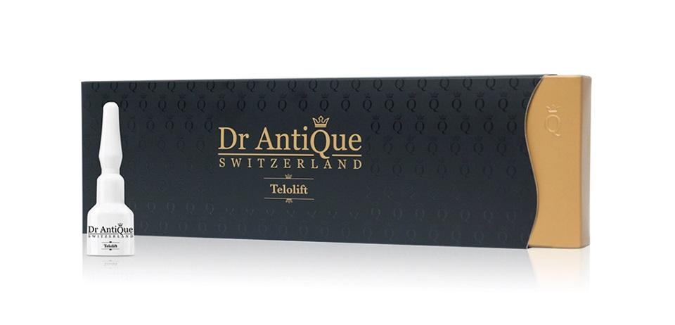 Dr AntiQue Telolift tinh chất trị nếp nhăn xuất xứ Thụy Sĩ