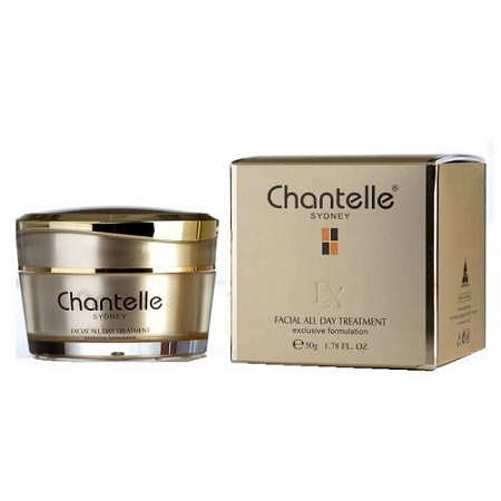 Kem Dưỡng Da Chantelle Facial All Day Treatment Của Úc