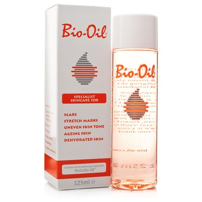 Kem Bio Oil 125ml của Úc trị rạn da làm mờ sẹo cho bà bầu