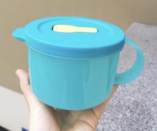 crystalwave gen ii soup mug có tay cầm tiện lợi khi sử dụng
