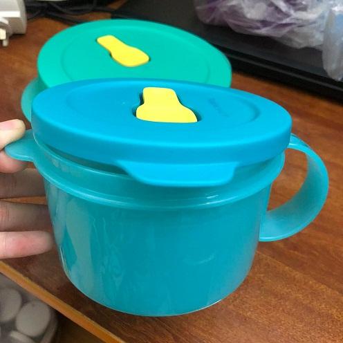 crystalwave gen ii soup mug có thể sử dụng an toàn trong lò vi sóng