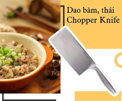 dao đầu bếp pro – asian chopper