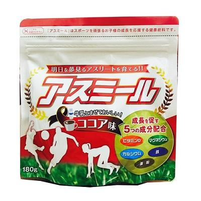 Sữa tăng trưởng chiều cao Asumiru của Nhật