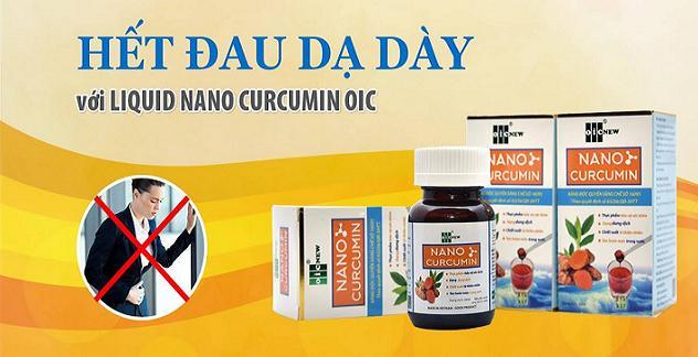 Liquid Nano Curcumin Oic