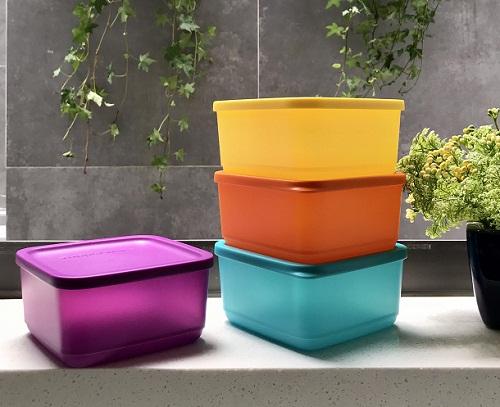 small summer fresh tupperware an toàn trong mức nhiệt từ 0 - 80 độ c