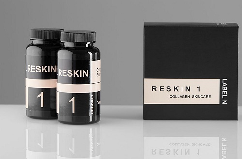 collagen label N reskin 1