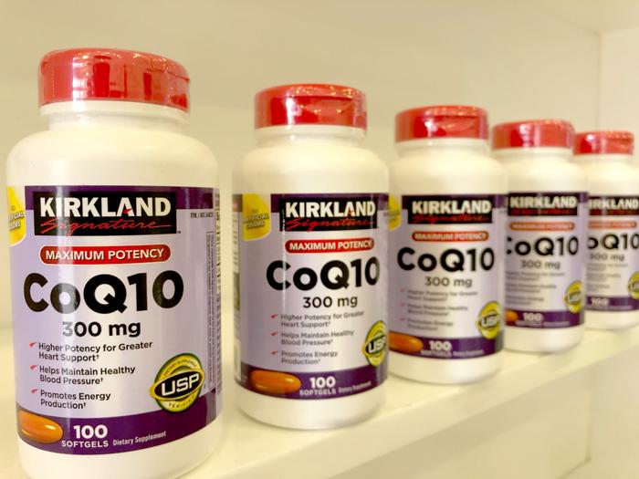 TPCN hỗ trợ tốt cho hệ tim mạch - Viên bổ sung CoQ10 của Mỹ