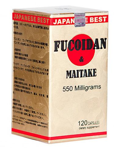 viên uống fucoidan maitake