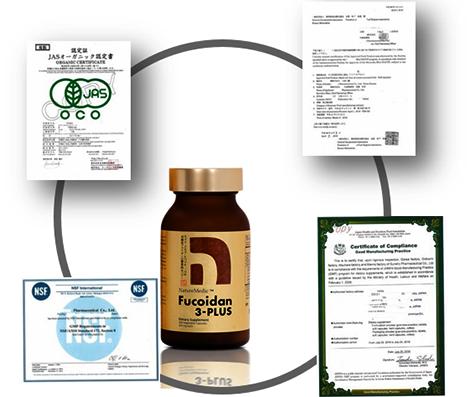 fucoidan 3 plus có ưu điểm vượt trội