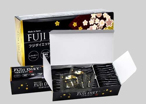 cơ chế giảm cân của viên uống giảm cân Fuji Diet