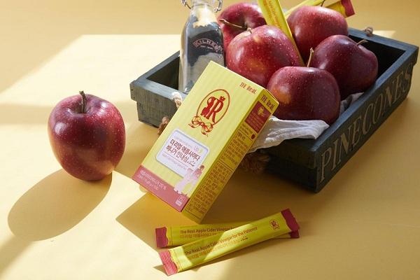 Giấm táo Apple Cider Vinegar giảm cân Hàn Quốc