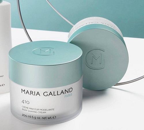 maria galland 410 body shaping cream bào chế từ thành phần an toàn lành tính