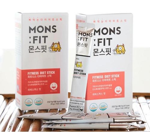 Monsfit giảm cân Hàn Quốc