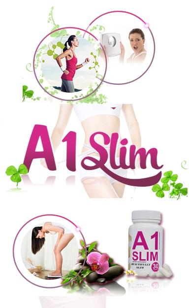 Review viên giảm cân A1 Slim của Mỹ