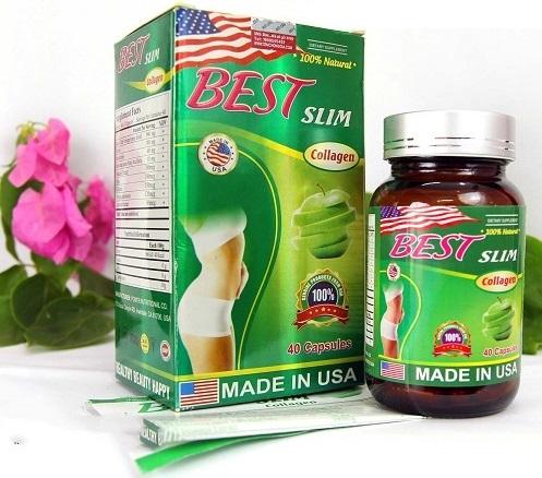Review viên giảm cân Best Slim Collagen USA từ người dùng thực tế