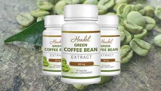 Review viên giảm cân Green coffee bean extract có tốt không?