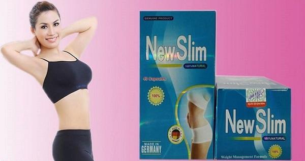 Review viên giảm cân New Slim từ người dùng thực tế