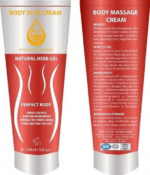 Body Slim Cream Bifa