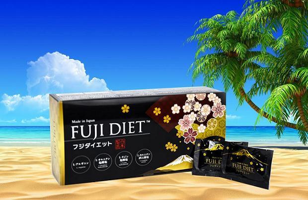 nguồn gốc xuất xứ viên giảm cân Fuji Diet