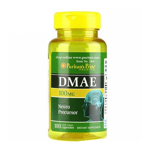 dmae 100 mg puirtan's pride 100 viên
