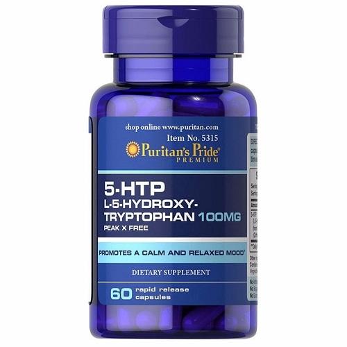 l-5-hydroxytryptophan 5-htp puritan's pride 60 viên